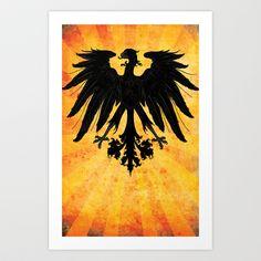 Phoenix Art Print by R Berumen - $14.56