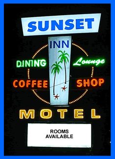 Sunset Inn, an affordable motel for fishing, diving and fun adventures in Islamorada, Florida Keys