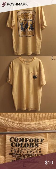 NWOT Comfort colors shirt NWOT, amazing shape, no stains Comfort Colors Tops Tees - Short Sleeve
