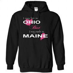 040-OHIO - hoodie for teens #long tee #college sweatshirt
