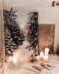 Painting Inspiration, Art Inspo, Diy Canvas Art, Art Drawings Sketches, Aesthetic Art, Love Art, Amazing Art, Watercolor Art, Art Projects