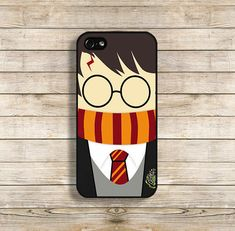 Harry Potter iPhone case. 10 different classic novels from which to choose.