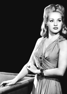 "normajeanebaker: "" Betty Grable, 1940's """