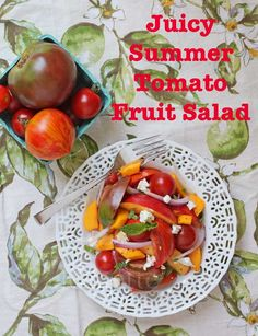 tomato fruit or vegetable healthy fruit blender recipes