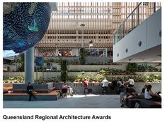 Awards - Fytogreen Australia World Architecture Festival, Public Architecture, Architecture Awards, Commercial Architecture, Victorian Architecture, Sustainable Architecture, Landscape Architecture, Green Facade, Interior Fit Out