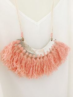 Necklace by Kelly Chapman Kelaoke