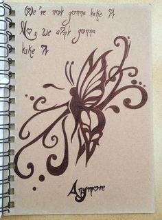 Tribal drawing ~ butterfly ~ Inspiration > https://youtu.be/CQ0ftoiIQxU -Coline210