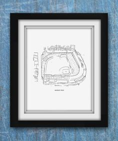 Hey, I found this really awesome Etsy listing at https://www.etsy.com/listing/168096773/chicago-wrigley-field-print