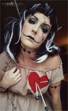 Voodoo Doll Costume …