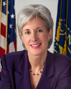 Kathleen Sebelius,  U. S. Secretary of Health and Human Services was born & raised in Cincinnati. She has been the Governor of Kansas & is the daughter of John J. Gilligan, the former Governor of Ohio. (The only father & daughter to have ever been state governors!)
