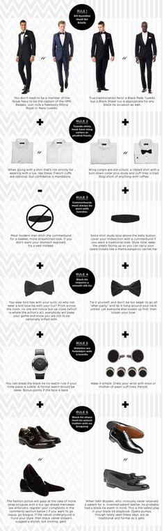 complete suit rules every man should know, ultimate suit wearing cheat sheet