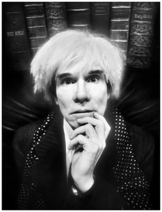 Andy Warhol A true pioneer of modern pop culture!