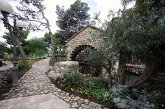Do you recognize this 100 year-old water mill?