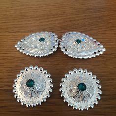 Nytt bunadsølv, spesialbestilt fra Vossasylv. Diamond Earrings, Stud Earrings, Norway, Folk, Hardware, Silver, Crafts, Jewelry, Fashion