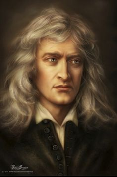 Sir Isaac Newton will bring string theory and string cheese