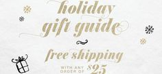 Avon Holiday Gift Guide! Use code: GIFT4U to receive free shipping on orders $25 or more. #AvonRep