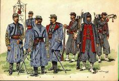 Risultati immagini per le uniformi della guardia nobile papalina
