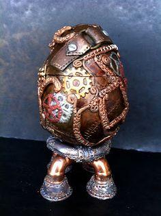 Steampunk Eggs