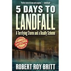 #Book Review of #5DaystoLandfall from #ReadersFavorite - https://readersfavorite.com/book-review/5-days-to-landfall  Reviewed by Ruffina Oserio for Readers' Favorite  Robert Roy Britt's 5 Days to Landfall is a brilliant story set against the backdrop of a turbulent climate, the advent of a hurricane that can be as devastating as anything the inhabitants of New York City have known in their history. No one but the hurricane forecaster, Amanda Cole, understands the impen...