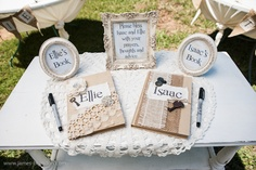 I love this. My future MIL did this for our Baby Shower. I loved it!