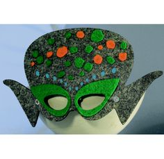 Create It Superhero And Alien Mask Kit, Folly