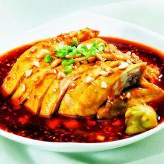 口水雞│よだれ鶏   日本で作れる台湾料理