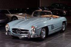 Mercedes Benz #300SL