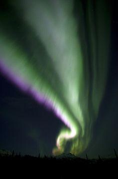 Aurora Borealis Alaska, USA
