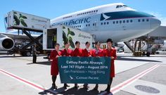 The death of the original jumbo jet, Boeing's 747-400
