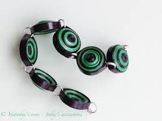 Image result for quilled bracelet