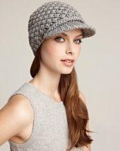 Great winter knit hat. $48