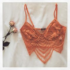 Tangerine dreams ☁️☁️ #forloveandlemons #downtoyourskivvies #snapdragonbra