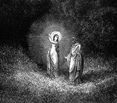 Inferno Canto II con Parafrasi e Commento