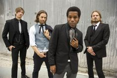 We do like the band Vintage Trouble with their stylish flair © Ross Halfin