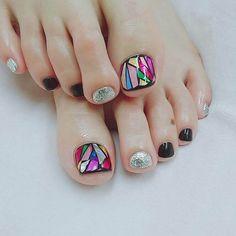 Descubre más ideas de diseños de uñas para los pies. | uñas decoradas pies colores. | uñas para los pies diseños | uñas para los pies decoradas. | #uñas #naildesigns #diseñosdeuñas
