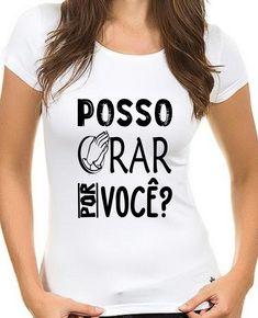 60266bf45 14 melhores imagens de Camiseta Evangélica Gospel