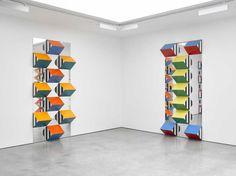 Daniel Buren at Lisson Gallery, London