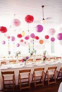 pompons-de-mariage-decoration