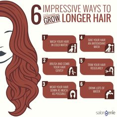 How To Have Long Hair Gallery