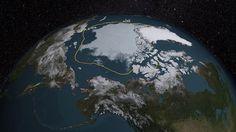 Disso Voce Sabia?: Pânico entre os cientistas: o gelo do Ártico derrete em velocidade recorde (Vídeo)