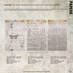 Idea-ology: Tissue Wrap - Melange