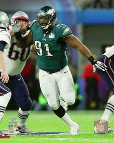 Fletcher Cox Philadelphia Eagles Super Bowl LII Action Photo UZ094 (Select  Size) 4429e9a5e