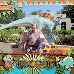 Dino Roar! - Click Image to Close