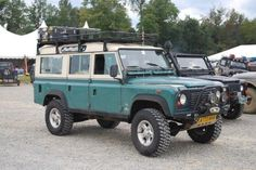 Big Green :: 1983 Land Rover 110 County - Defender Source
