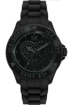 Montre Ice-Watch Ice-Love Black Unisexe