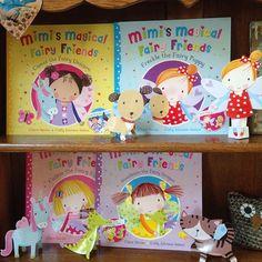 #mimismagicalfairyfriends #childrensbookseries #childrensbookillustration #childrensbook