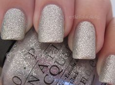 OPI Glitter-ally The Best Silver Ever