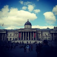 The National Gallery, London - ilovelondontown.com recommends all the weird places to go in London -@Evanna Singh White on twitter