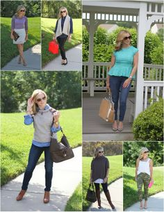 Looks of 2013, Happy New Year!  http://www.simplylulustyle.com/2013/12/a-look-back.html
