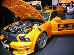 Awesome Otomotif: Modification Ford Mustang Cool photo